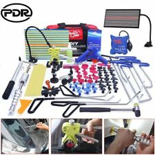 PDR Paintless Dent Repair Hail Removal Tail Rods Hook Slide Hammer Line Board