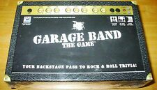 NEW Garage Band Rock & Roll Trivia Game Backstage Pass - '60s to '80s #1056