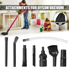 For Dyson V6 8Pcs Vacuum Cleaner Brush Tube Attachments Accessories Tool
