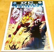 "DC UNIVERSE : Rebirth #1 (2016) "" 4TH PRINT "" Comic Book - Issue 1 - Near Mint!!"