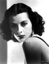 105 HEDY LAMARR EXOTIC PORTRAIT BY COBURN FOR THE FILM ALGIERS PHOTO