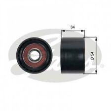 GATES Deflection/Guide Pulley, v-ribbed belt DriveAlign® T36453