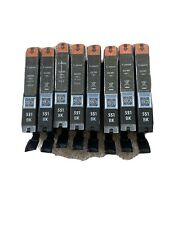 Canon Cli-551xl High Capacity Ink Cartridge - Black