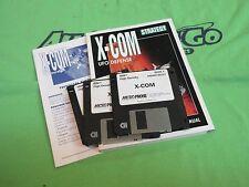 X-COM UNFO DEFENSE (1994) - PC 3.5 DISKS GAME