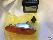 MGF NS OR LEFT HAND FRONT INDICATOR LAMP AMBER BULB & HOLDER XBD100651 GENUINE