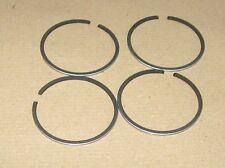 BENELLI 125 2C SEGMENTI  PISTON RING CROMATI  D.42,5-42,7-42,9  AC-CR2  H 1,25