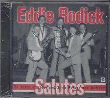 "EDDIE RODICK ""Salutes 60 Years""  NEW SEALED CLEVELAND STYLE POLKA CD"