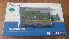 4 Port SATA PCI-X 64bit 133MHz RAID HighPoint RocketRaid 2210