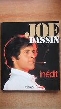 MUSIQUE - CHANSON / JOE DASSIN : INEDIT - GILLES LHOTE - ED. MICHEL LAFON