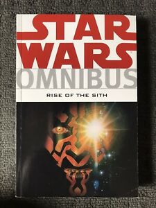Star Wars Rise Of The Sith Omnibus
