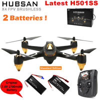 Hubsan H501S X4 5.8G FPV RC Quadcopter Drone 1080P Follow Me Altitude Hold RTF