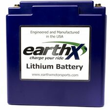 EarthX Motorcycle Lithium Battery BMW 1200cc K1200R,S, R1200GS,S,R, Adventure