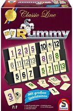 SCHMIDT SPIELE 49282 - CLASSIC LINE - MY RUMMY GROSSE SPIELSTEINE # NEU OVP