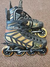 Tour 750 Fish Bonelite Inline Hockey Skate Us Size 7