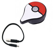 Rechargeable wiederaufladbare Pokemon Go Plus Bluetooth for Nintendo OS android