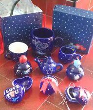 BACI PERUGINA tazza latte tazzine porcellana bomboniere modernariato collezione