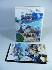 SENGOKU BASARA SAMURAI HEROES für Nintendo Wii Spiel mit OVP und Anleitung