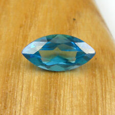 Marquise 12x6mm Cut Swiss Blue Topaz Loose Natural Loose Gemstone, 2.30 carats