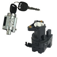 12458191 22599340 Ignition Lock Cylinder & Switch Key for Chevy Classic Impala