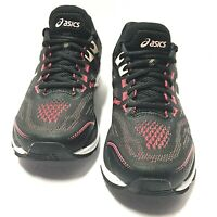 Asics Womens GT-2000 7 Casual Running Shoes Black Breeze1012A147 Size 8.5 Us