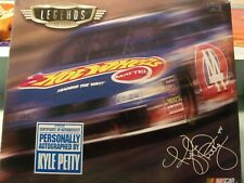 Hot Wheels NASCAR Legends To Life 1997 Kyle Petty