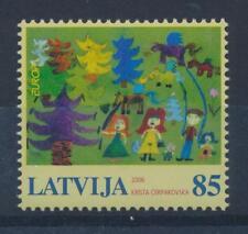 Lettland 674 postfrisch / Cept (1556) ..........................................