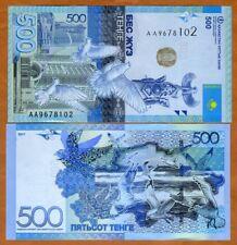 Kazakhstan, 500 Tenge, 2017, P-New, AA-Prefix, UNC > Redesigned