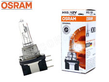 H15 Genuine OSRAM Original 64176 Halogen Bulb OEM Quality 12V 55W | Pack of 1