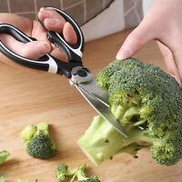 Ciseaux De Cuisine Ciseaux Viande Herbes Légumes Coupe Acier Inoxydable