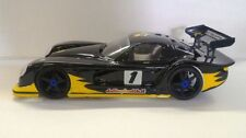1/8 Panoz GTR RC Car Body clear 1.5 325mm Kyosho GT Hobao Serpent 0174/1.5