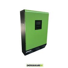 Inverter Ibrido Fotovoltaico Genius 5KW 48V Regolatore MPPT 80A  Solare off-grid