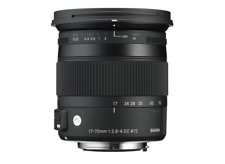 Sigma 17-70mm 1:2,8-4,0 dc macro HSM Contemporary para Sony a-Mount