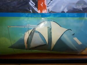 Tesco 6 Person Vis-a-vis Tent