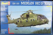Revell 04468 - EH 101 MERLIN HC3 RAF - 1:72 - Hubschrauber Modellbausatz - KIT