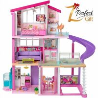 Barbie Dreamhouse Doll House Playset with 70+ Toys Accessories Free Shipping