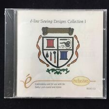baby lock Embroidery Machine Design Cards & CDs/DVDs for