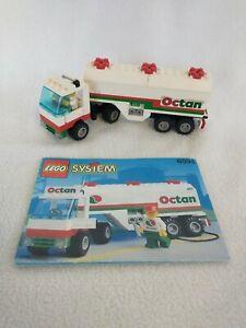 Vintage Lego System 1992 Octan Gas Transit 6594 Tanker Truck