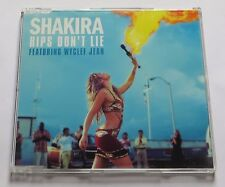 Shakira- Hips don't Lie MAXI CD Single MCD