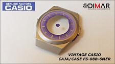 BOX/CASE CENTRE CASIO FS-08B-6MER