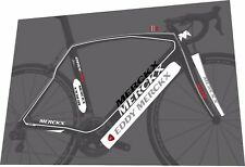 Eddy Merckx Emx-525 2016 Frame Sticker / Decal Set