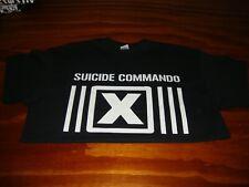 Suicide Commando Combichrist Grendel Hocico EBM Godmodule Velvet Acid Christ
