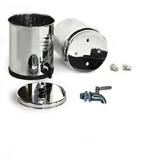 Imperial Berkey Water Filter Purify WITHOUT Filters Stainless Steel Spigot New