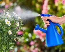 2 in 1 INNAFFIATOIO & IMPIANTO VAPORIZZATORE Irrigatore Giardino Veranda scatola di finestra Pentole