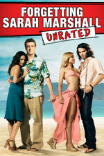 Forgetting Sarah Marshall (Unrated) Blu-Ray •New* No Digital Copy +Free Shipping