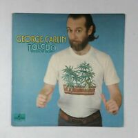 GEORGE CARLIN Toledo Window Box LD3003 TML LP Vinyl VG++ Cover VG++