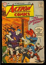 Action Comics #226 Unrestored Early Silver Age Superman DC 1957 GD