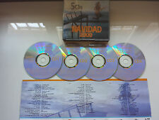"ENYA - U2 - HEROES DEL SILENCIO SPICE GIRLS ""NAVIDAD 2000"" 5CD SET PROMO JINGLES"