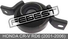 Drive Shaft Bearing For Honda Cr-V Rd6 (2001-2006)