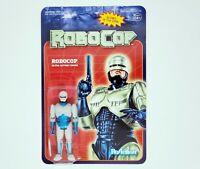 RoboCop Glow in the Dark RoboCop 3 3/4-Inch ReAction Figure NYCC Con Exclusive