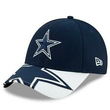 Dallas Cowboys Hat Logo Crop 9FORTY Adjustable Cap